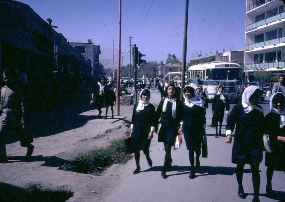 Afghan meninas da High School
