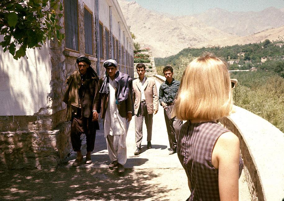Loira & afegãos